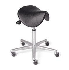 Stool saddle