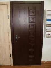Двери входные металлические (Днепродзержинск),