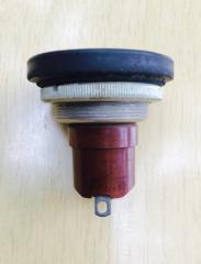 Кнопка двухполюсная К1-1П НАЗ.604.006