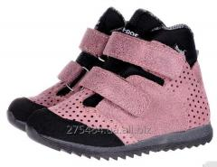 Children's shoes tm Mrugala pink 6158