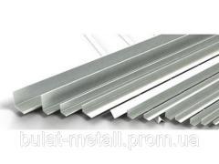 Aluminum corner