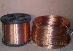 Holodnokatanny copper wire