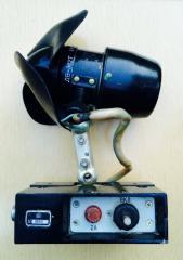 Вентилятор ДВ-302Т с ВН-1 блоком