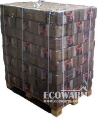 Briquettes of RUF Soft of 5 tons