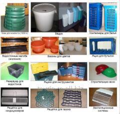 Пресс-формы для литья товаров народного