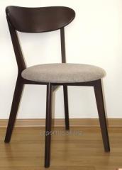 Chaises pour les cafés Dana Walnut