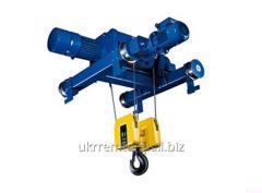 Double-girder crane trolley