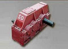 Редуктор Ц2У-125