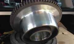 Production of spare parts to reducers