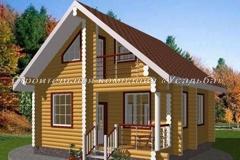 Строительство деревянных домов, Одесса, Цена