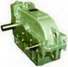 Crane gearboxes