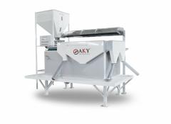 Tahıl tamizleme makinesi