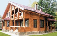 Цены на деревянные дома, Украина, Одесса