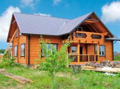 Деревянные дома, срубы в Одессе, Цены