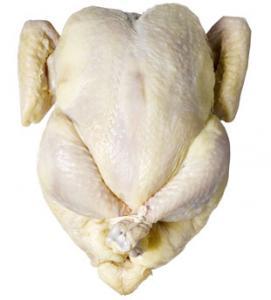 Замороженное мясо курицы