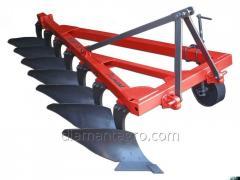 Plow of PLN (DPLN) 6-30 + 1-30