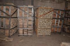 Firewood it is dry і, kolot_. Type - a beech, a