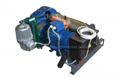 Winch electric assembly LM-0,5 (0.5t/500kg)