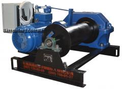 Лебедка электрическая монтажная ЛМ-1 (1т/1000кг)