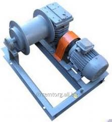 Electric winch assembly LMCH 0.5 (0.5T)