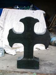 Гранитный крест 9