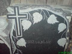 Одинарный памятник 24