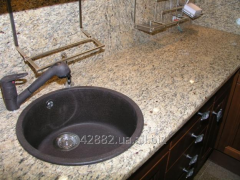 Worktop for the kitchen of granite 24