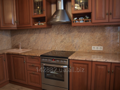Worktop for the kitchen of granite 23