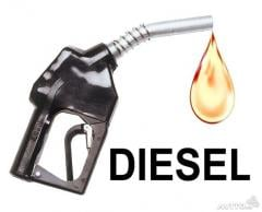 Diesel fuel with delivery
