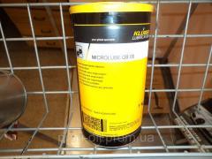 Kluber Microlube GB 00 greasing