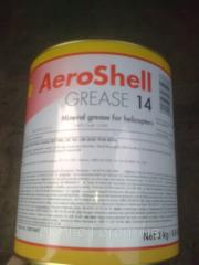 AeroShell Grease 14 greasing