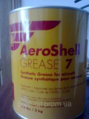 AeroShell Grease 7 greasing