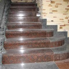 Лестницы каменные