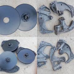 Сошник СЗ Н 105.03.000-05 (сталь 65Г БОР) обычный,