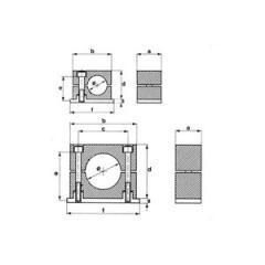 Обойма DIN 3015 стандарт