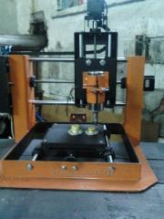 ChPU engraving machine