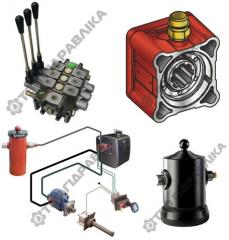 Hydraulic cylinders are hydraulic, sets, boxes of