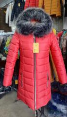Куртка женская зимняя,  куртка парка, ...