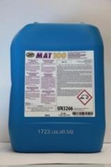 Products for degreasing and deoxidation