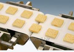 Транспортерные ленты для производства печенья и