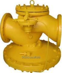 Регулятор давления газа РДУК 2-Н(В)-200