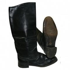 Boxcalf boots