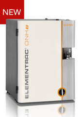 Analyzer of oxygen, nitrogen and ELEMENTRAC ONH-p Eltra hydrogen