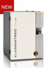Analyzer of ELEMENTRAC OH-p oxygen / hydrogen