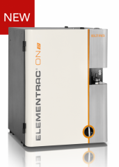 Gas analyzer of oxygen and ELEMENTRAC ON-p