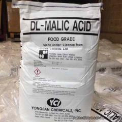 Malic acid crystal