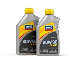 YUKO TRANS 80W-90