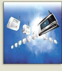 Беспроводная система мониторинга