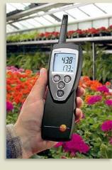 Термогигрометры testo 625