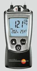 Digital hygrometer of testo 606